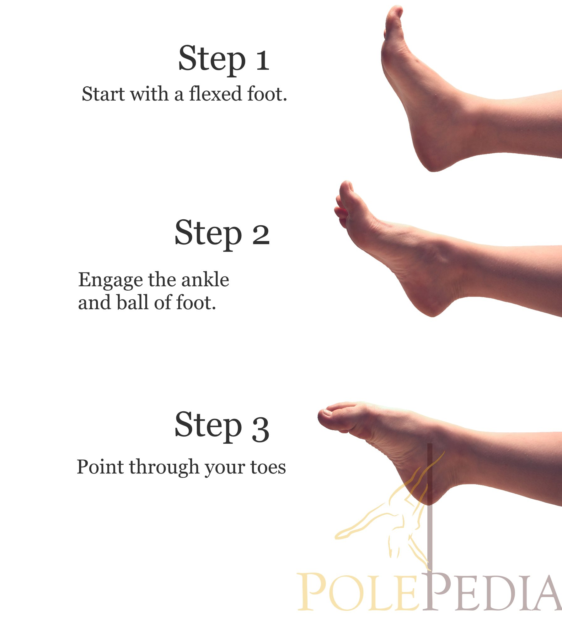 How to Point Your Toes Properly and Achieve a Better Arch