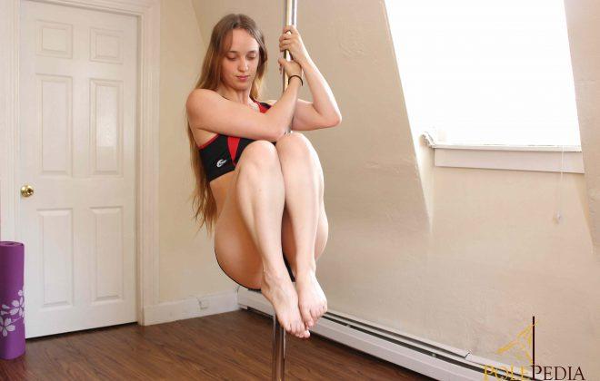 The tuck pole ab