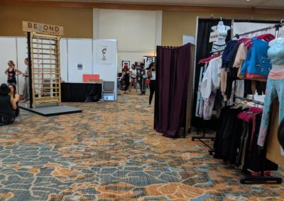 Demo Space and Vendors
