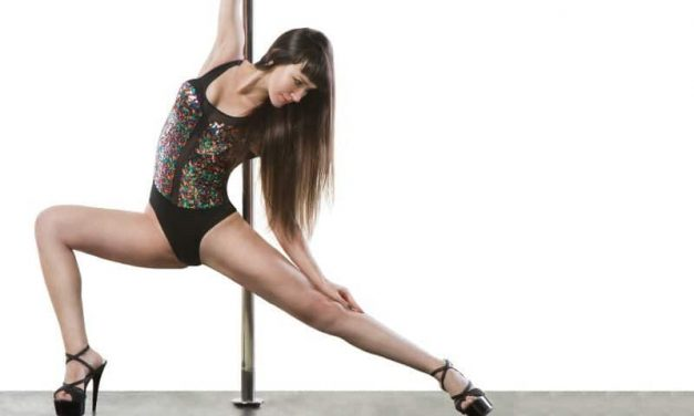 The Benefits of Pole Dancing