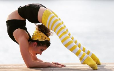 Contortion Interview: Can Anyone Become Flexible?