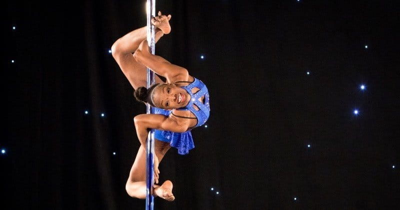 Interview with Ashley Fox, Pole Champion