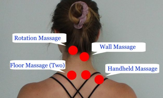 Massage Ball Guide: Relax Your Stiff Neck
